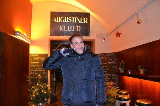 Augustinerkeller : ingresso