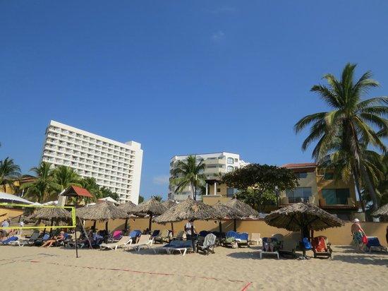 Tesoro Ixtapa: photo de la plage