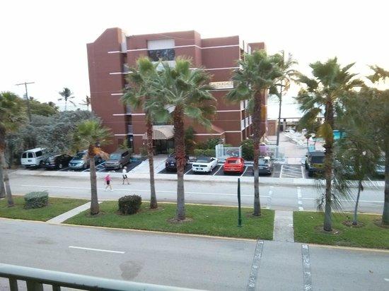 Florida Beach Hotels: Vista frontal