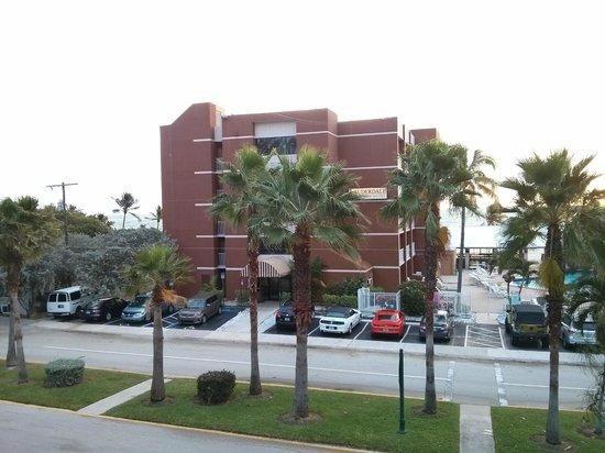 Florida Beach Hotels: vista