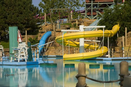 White Water Bay Activity Pool