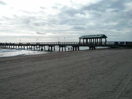 Florida Beach Hotels: Pier