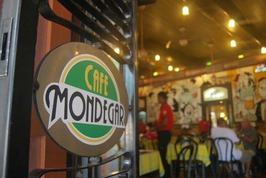 Cafe Mondegar entrance