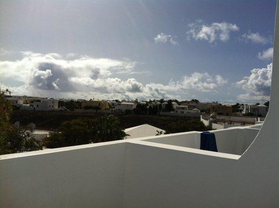Smartline Hsa Ficus: Balcony view