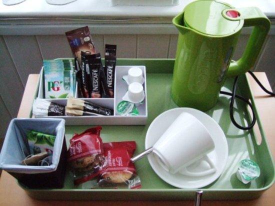 Midhurst: Hospitality tray