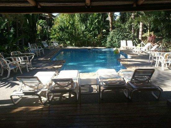 Zula Inn Aparthotel : Pool