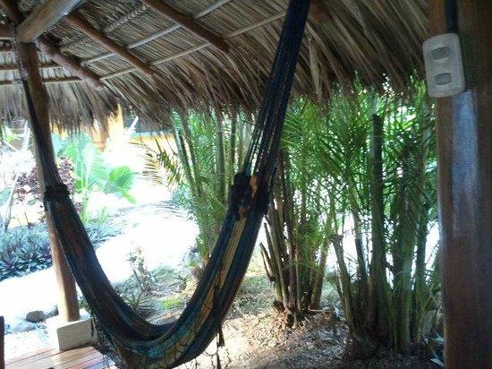 Zula Inn Aparthotel: Sitting area