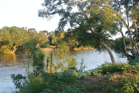 Naledi Bushcamp and Enkoveni Camp : Sundowner View