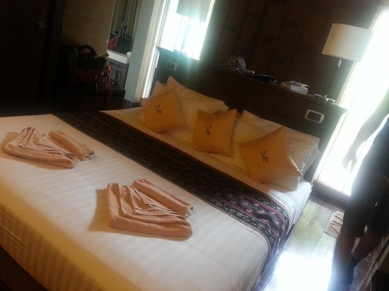 Pilanta Spa Resort: Bed