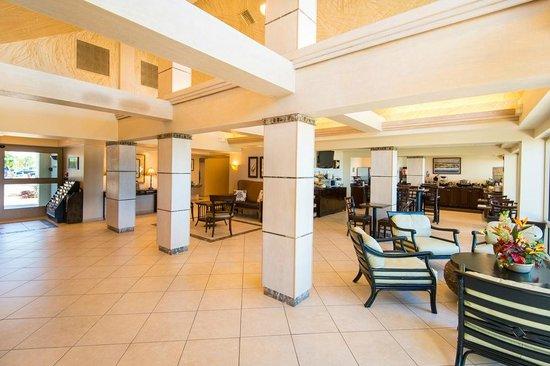 Best Western Plus Beach Resort Lobby