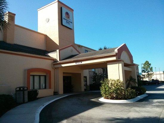 Destiny Palms Hotel Maingate West : entrada