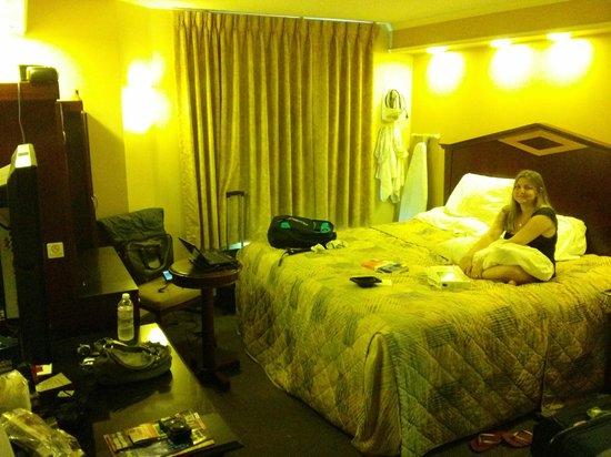 Destiny Palms Hotel Maingate West : quarto cama King