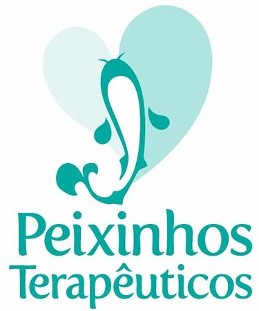 Peixinhos Terapeuticos: Logo