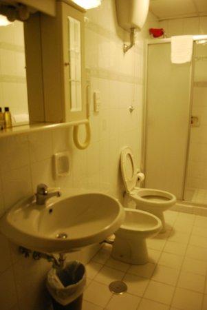 Villa San Lorenzo Maria Hotel: salle de bain