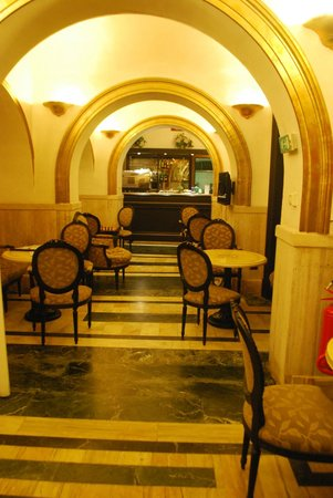 Villa San Lorenzo Maria Hotel: hall
