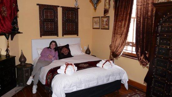 The Vagabond: La nostra suite orientale.