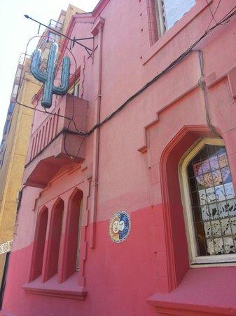Plaza Garibaldi: Entrada