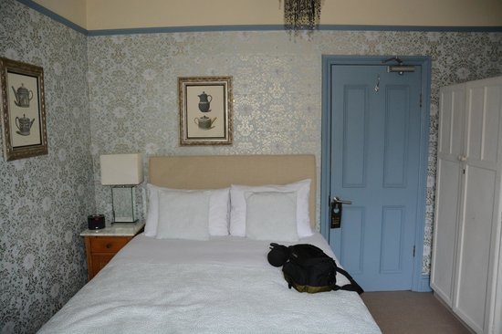 Brooks Guesthouse: Room