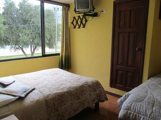 Huillacuna Casa del Arte: Room