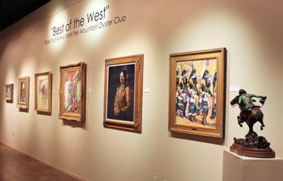 "Tubac, AZ: ""Best of the West"" exhibit, Nov-Dec, 2013"