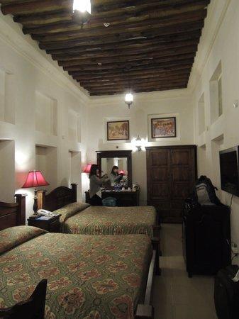 Barjeel Heritage Guest House: 三人睡