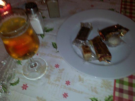 Dunas Mirador Maspalomas: some bits after xmas dinner