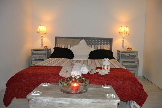 Inn Bairro Alto Bed & Breakfast : Suite Deluxe