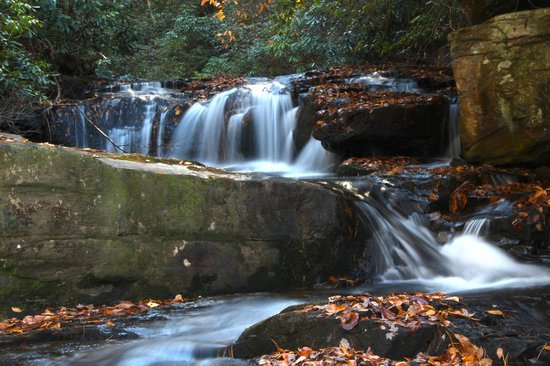 Miller's Land of Waterfall Tours: Beautiful and serene.