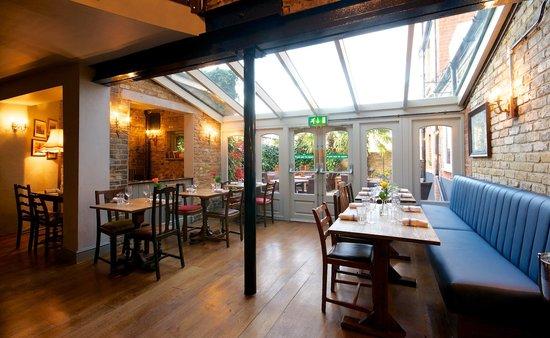 Q Verde Restaurant Kew Gardens