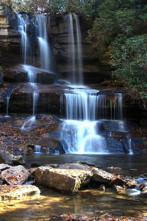 Miller's Land of Waterfall Tours: Nature at its finest.