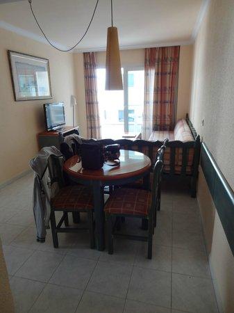 Duquesa Playa: Wohnbereich