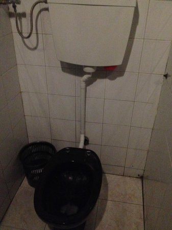 Slice Cafe: Restroom wc