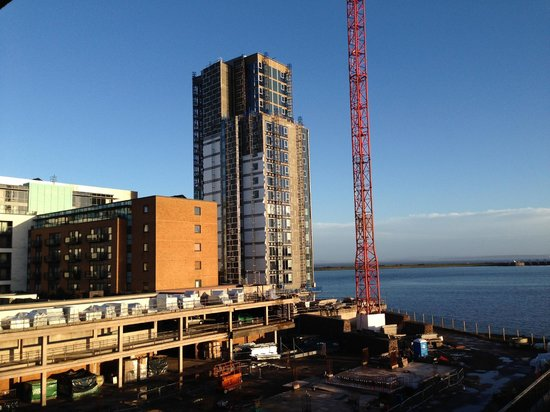 BayView Apartments: View from balcony