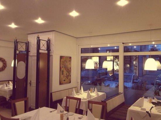 Ristorante Milano Da Gianni: Innenraum