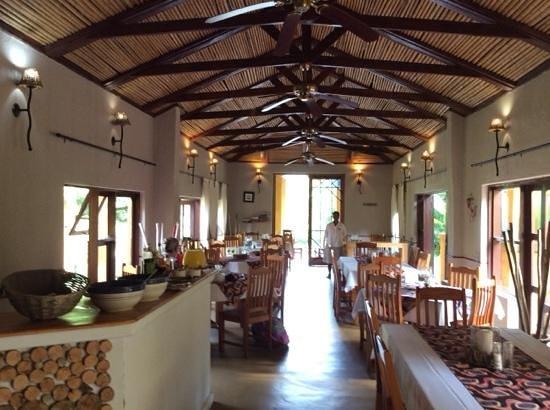 Gecko Lodge: Speisezimmer