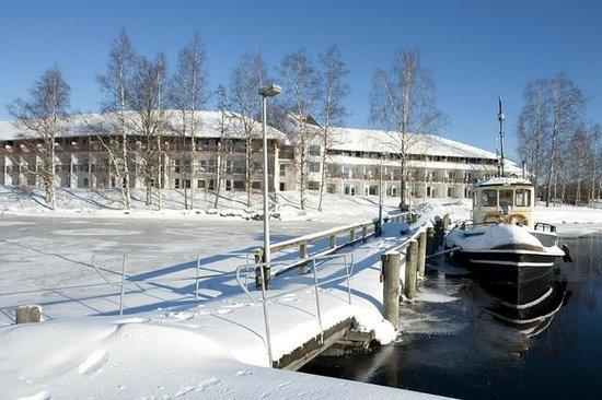 Heinola, Finlandia: Hotel Kumpeli