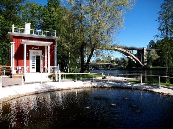Heinola, Finland: Café Kailas
