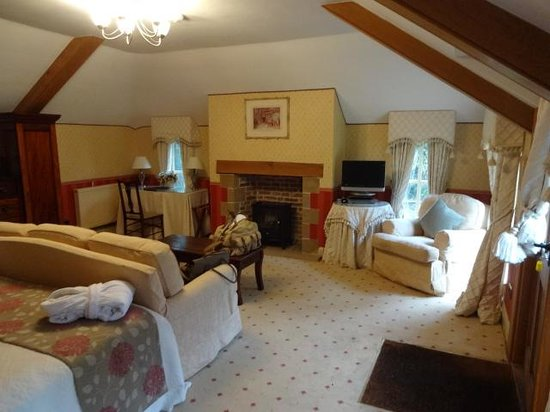 Felbrigg Lodge: Lovely room...The Bracken suite