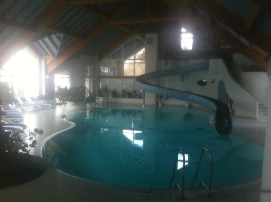 Ferienhotel Stockhausen: Poolbereich