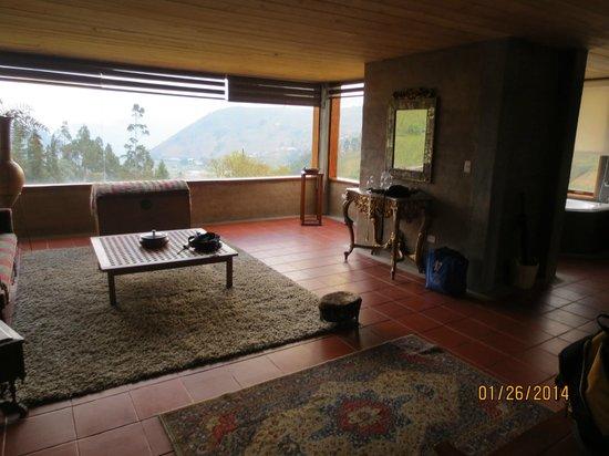 Hacienda Manteles: Our room