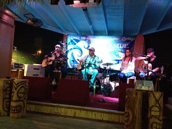 Dockside Tropical Cafe: Original songwriter performances