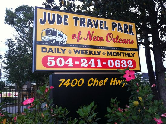 ‪Jude Travel Park of New Orleans‬