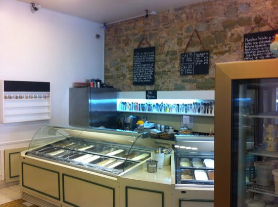 Granclement Gourmet Ice Creams and Sorbets : Delicia