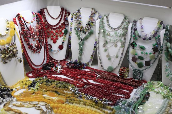 Castries, Sainte-Lucie : Glamorous Jewelry from Glammo