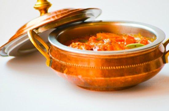 Restaurante Sarita: Balti Dishes