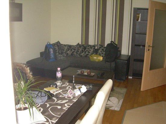 Senator Apartments Budapest: Soggiorno