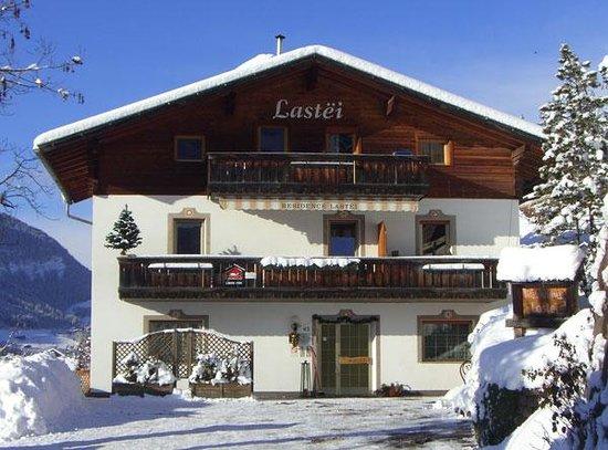 Residence Garni Lastei : Residence Lastei - Inverno