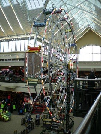 Scheels : Antique Ferris Wheel