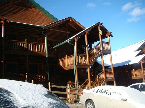 Westgate Smoky Mountain Resort & Spa: mi cabaña