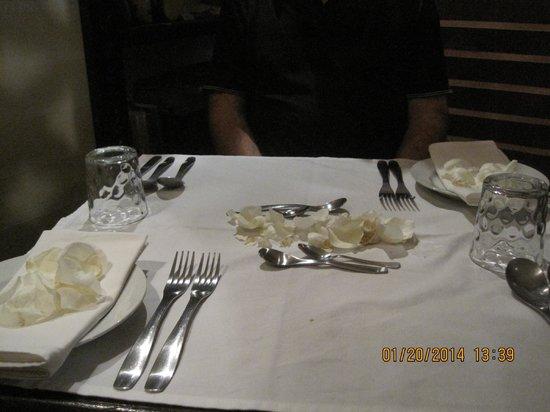 The Repose : A nice dinner